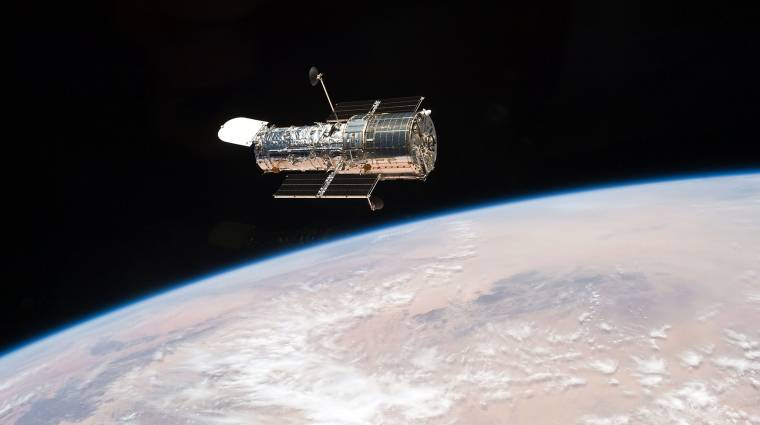 Sikerrel járt a NASA, újra üzemképes a Hubble teleszkóp kép