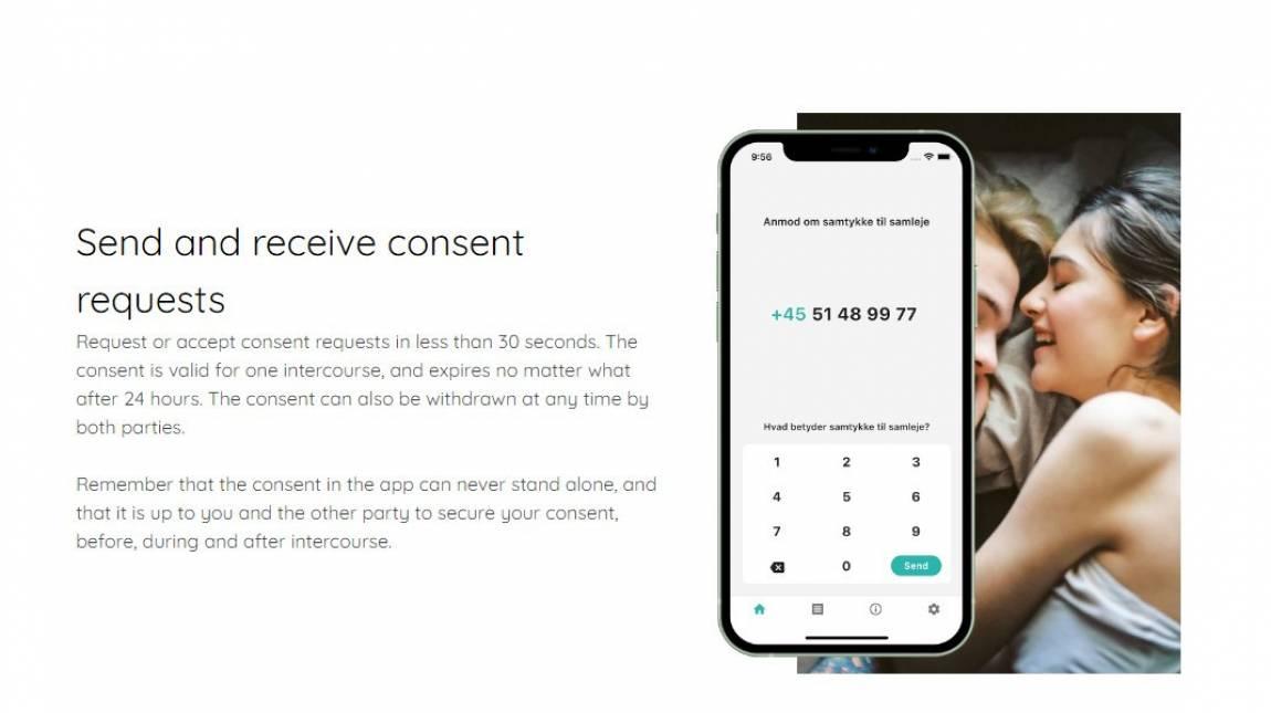 Szép új világ: mobilos alkalmazás garantálhatja a konszenzusos szexet kép