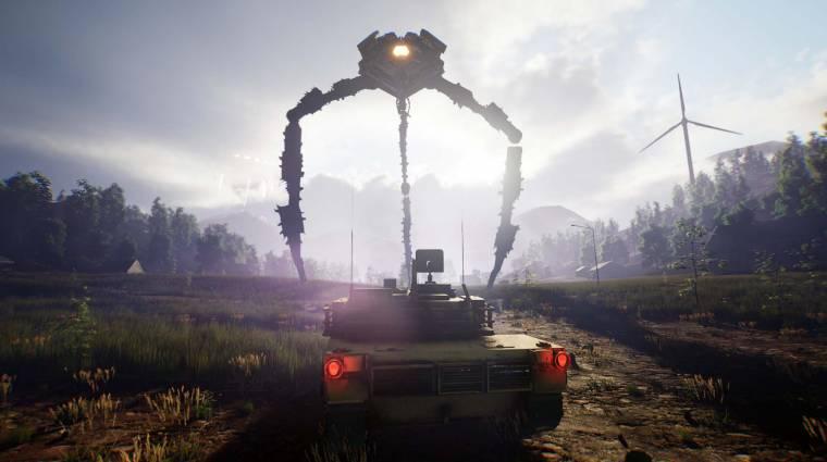 Látványos videón a Világok harcából és a Half Life-ból merítő túlélőjáték bevezetőkép