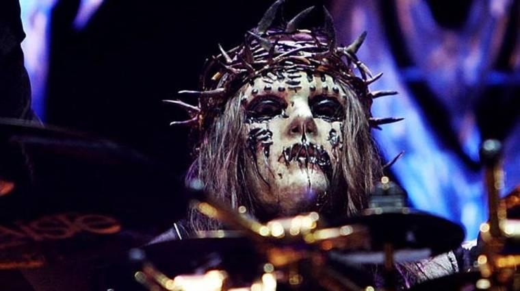 Elhunyt a Slipknot alapító dobosa, Joey Jordison álmában halt meg bevezetőkép