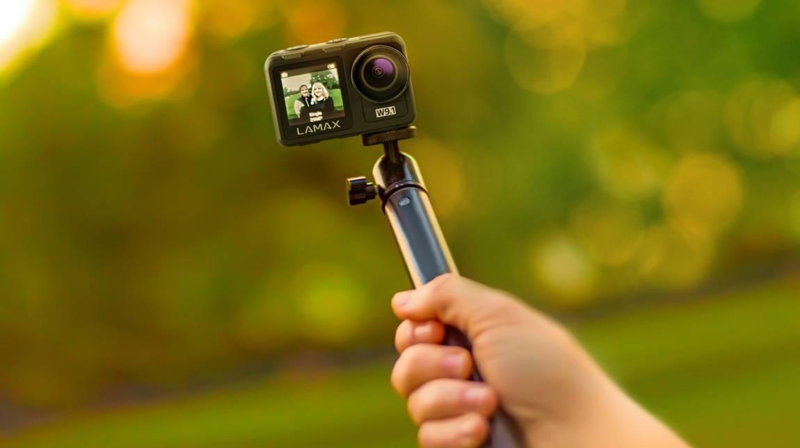 Lamax W9.1 teszt - egy akciókamera, ami megéri az árát kép