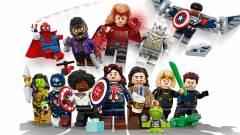 A Disney+-os Marvel-sorozatok hősei lesznek a legújabb LEGO minifigurák kép