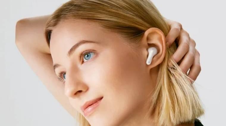 Suttogó móddal és Bluetooth-jeladóval támad az LG új vezeték nélküli fülese kép