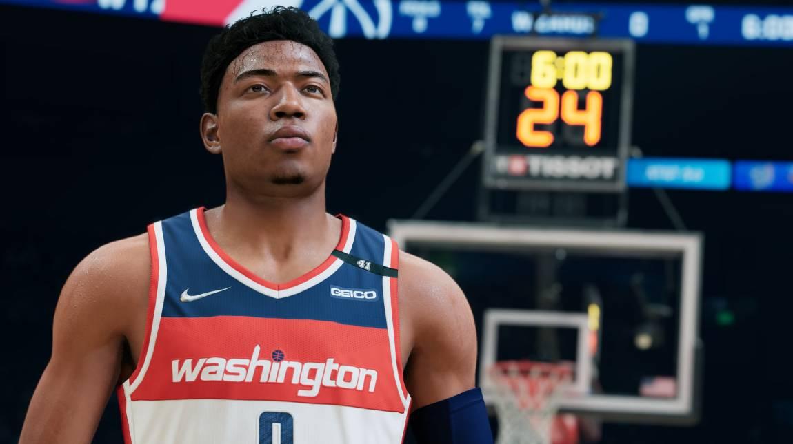 NBA 2K22 teszt - kihagyott ziccer bevezetőkép