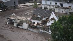 Egy árvíz-előrejelző rendszer szólt, hogy baj lesz Németországban kép