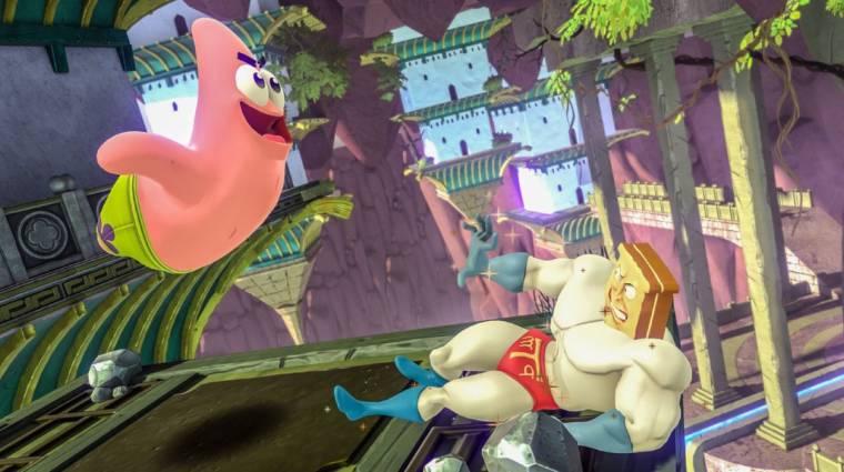 A Nickelodeon Super Smash Bros. klónjában kedvenc rajzfilmhőseid verekednek bevezetőkép