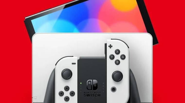 Csökkenti az alap Switch modell árát Európában a Nintendo bevezetőkép