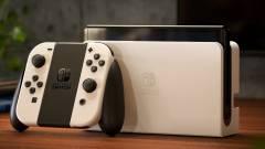 Nem annyira Pro, de jön egy OLED-kijelzős Nintendo Switch kép