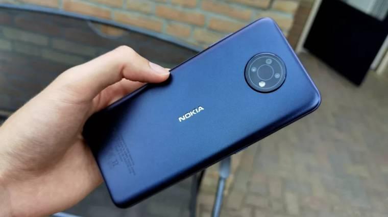 Android helyett más operációs rendszerrel jelenhet meg az új Nokia X60 széria kép
