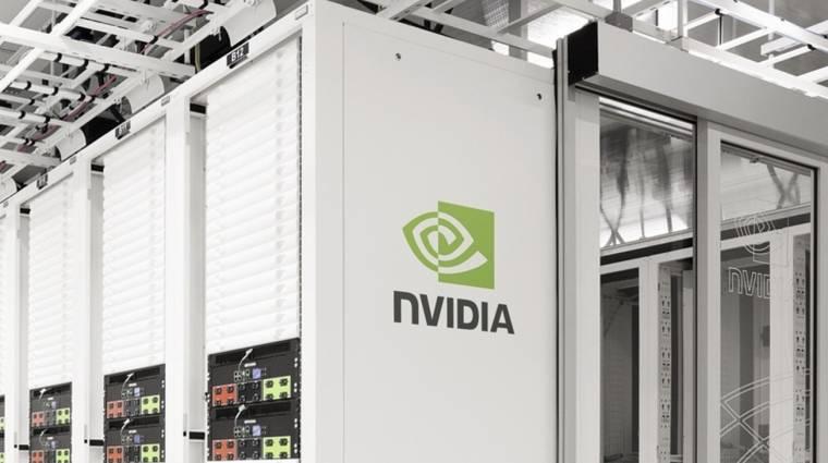 Az Nvidia beüzemelte az Egyesült Királyság legerősebb szuperszámítógépét kép