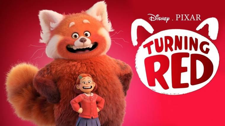 Előzetest kapott a Pixar következő animációs filmje, a Pirula Panda kép
