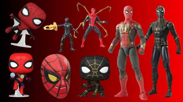 A hivatalos Pókember: Nincs hazaút játékok több új pókruhát is lelepleztek bevezetőkép