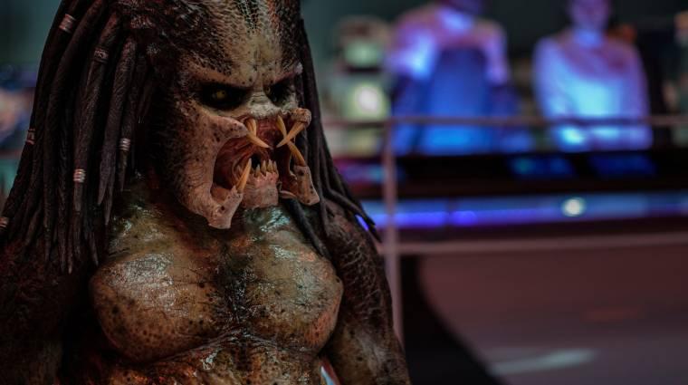 Frappáns képpel üdvözli a Predator 5 rendezője a Disney korszakot kép