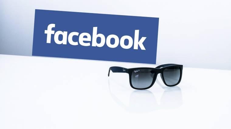 Hamarosan érkezhet a Ray-Ban és a Facebook okosszemüvege kép