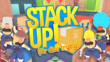 Az augusztusi PC World ajándék játéka - Stack Up! (or dive trying) kép