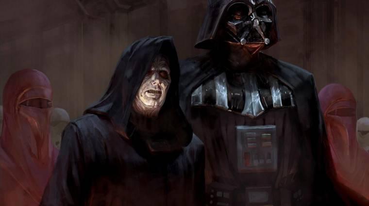 Star Wars kánon történelem 4. - A Birodalom rémuralma bevezetőkép