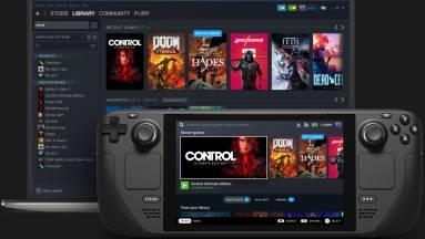 A Valve szerint nincs olyan játék a Steamen, ami problémásan futna a Steam Decken kép