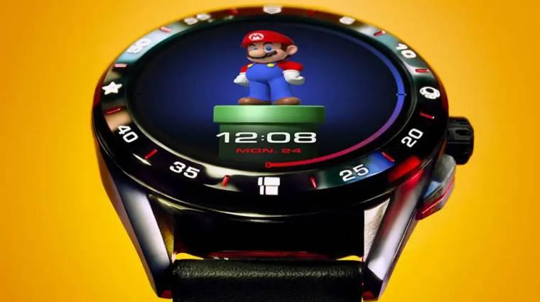 Fizetnél több mint 650 ezret ezért a Mario óráért? bevezetőkép