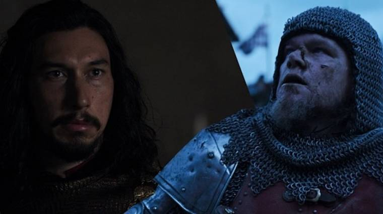 Előzetest kapott Ridley Scott új történelmi filmje, a The Last Duel kép