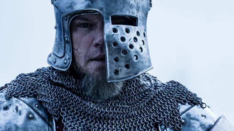 Az utolsó párbaj kritika – #metoo a középkorban bevezetőkép