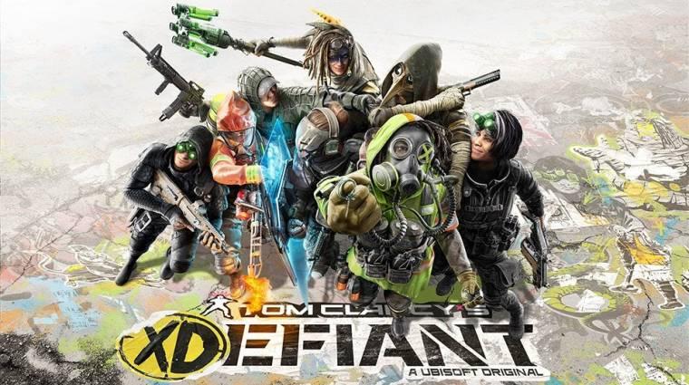 Bemutatkozott a Ubisoft új Tom Clancy's játéka, az XDefiant bevezetőkép