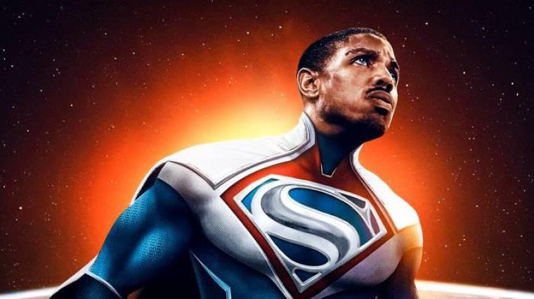 Michael B. Jordan lehet a DC Superman minisorozatának címszereplője bevezetőkép