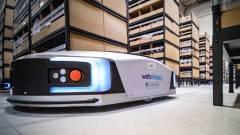 A legmodernebb robottechnológia a webáruházak szolgálatában kép