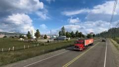 Húszperces gameplay videón láthatjuk az American Truck Simulator új kiegészítőjét kép