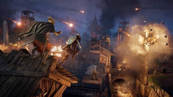 Assassin's Creed Valhalla: The Siege of Paris teszt - Párizs-szindróma kép
