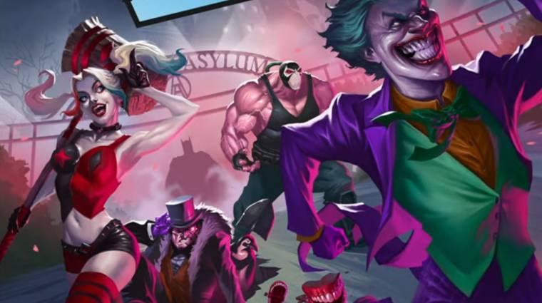 Batman társasjáték készül az Arkham Asylummal a középpontban bevezetőkép
