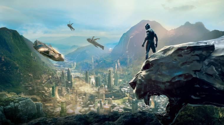 Már a Fekete Párduc 2-ben bemutatkozik egy új Marvel hős, aki később saját Disney+-os sorozatot kap bevezetőkép