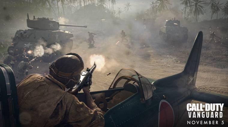 Küldetések, multis mapek, operátorok: minden, amit a Call of Duty: Vanguard bétából tudunk bevezetőkép