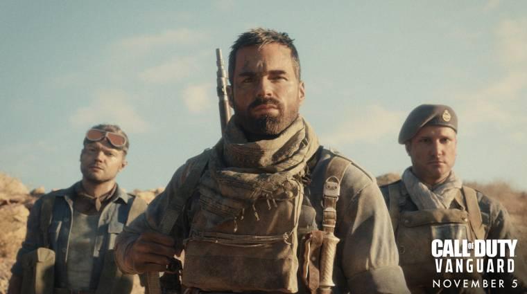 Neked feltűnt, mi hiányzott a Call of Duty: Vanguard traileréből? bevezetőkép