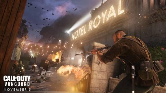 Shroudot sem nyűgözte le a Call of Duty: Vanguard bétája kép
