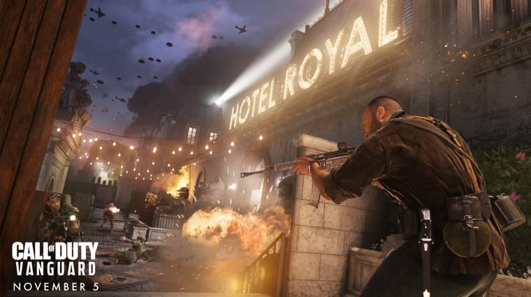 Shroudot sem nyűgözte le a Call of Duty: Vanguard bétája bevezetőkép