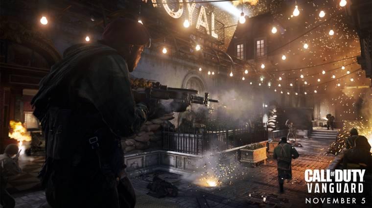 Kipróbáltuk a Call of Duty: Vanguardot, és könnyen lehet, hogy nem ez lesz a legjobb CoD bevezetőkép