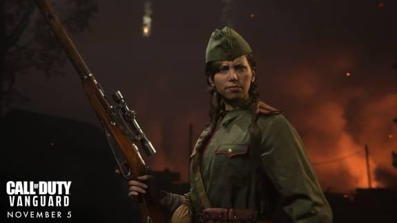 Négy Call of Duty: Vanguard karakter történetét mesélték el a fejlesztők kép