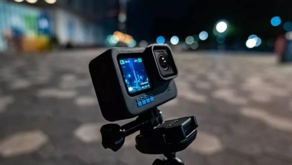 Itt a legújabb GoPro, ami sokkal jobb, mint az elődje kép