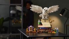 A legújabb Harry Potter LEGO szett valóra váltja a varázslótanoncok álmait kép