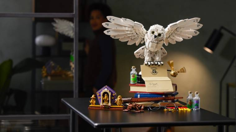 A legújabb Harry Potter LEGO szett valóra váltja a varázslótanoncok álmait bevezetőkép