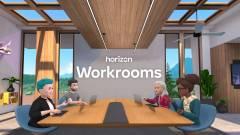 Virtuális meetingekkel támad a Facebook kép