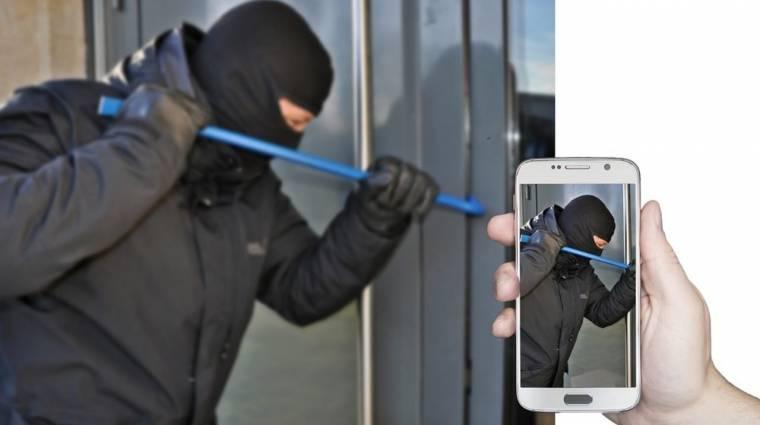 Így használd régi mobilodat biztonsági kameraként kép