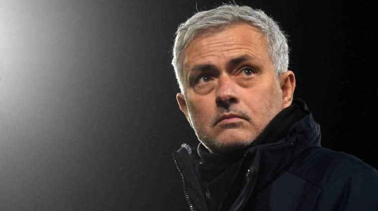 José Mourinho szerint a Fortnite egy rémálom, elvonja a profi focisták figyelmét bevezetőkép