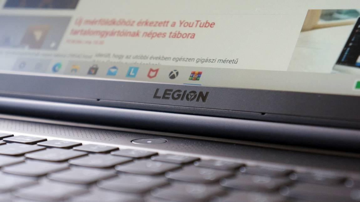 Lenovo Legion 7 16ACHg6 teszt - mit tud egy 1 millió forintos gamer laptop? kép