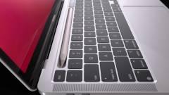 Tolltartó kerülhet a touch bar helyére a MacBookokban? kép