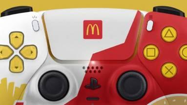 Egész hajmeresztő okból nem készülnek mégsem McDonald's festésű PS5-ös kontrollerek kép
