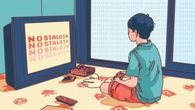 Miért játsszuk újra a régi játékokat? kép