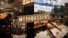 Még idén megjelenik a Mythbusters: The Game kép