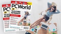 Az augusztusi PC World felkészít a közelgő iskolakezdésre kép