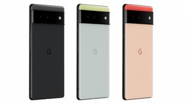 Meglepően olcsó a Google Pixel 6 és a Google Pixel 6 Pro kép